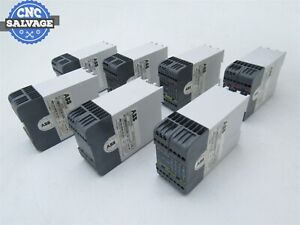 Abb Safety Relay 2tla010026r0000 lot Of 7
