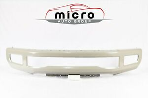 New Paintable Front Bumper For 2017 2019 Ford F 250 F 350 Super Duty Ships Today