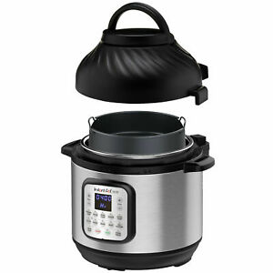 Instant Pot 8 Quart Duo Crisp Air Fryer New B7
