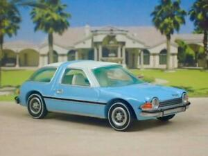 1975 1979 Amc Pacer The Fish Bowl Economy Coupe 1 64 Scale Limited Edition F