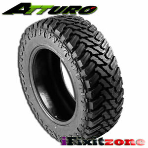 1 Atturo Trail Blade M T 35x12 50r17 121q 10pr All Season Truck Mud Tires