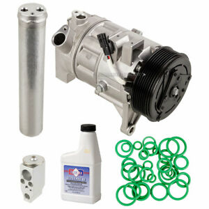 For Nissan Altima 2013 2014 2015 Ac Compressor W A C Repair Kit Dac