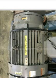 150 Hp Electric Motor Emerson Low Hours 3 Phase 460 Volt 3565 Rpm