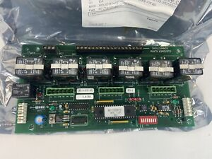 Solid State Cotrols 80 219707 90 Relay Alarm Board