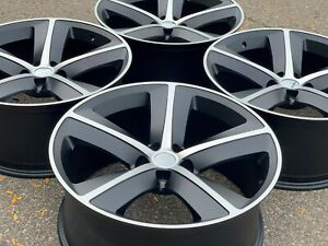 4 20x9 20 Dodge Charger Challenger Magnum Chrysler 300 300c Wheels Rims Rim Set