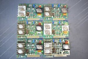 Hp agilent 85662 60101 A1a6 15v Supply Board Assembly lot Of Qty 6