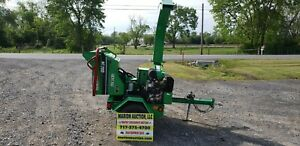 2015 Vermeer Bc700xl Chipper Only 366 Hours Smart Feed Just Serviced