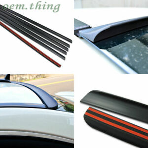 2013 2015 Fit For Honda Accord 9th 2dr Ex l Rear Roof Spoiler Accord 9 Unpaint