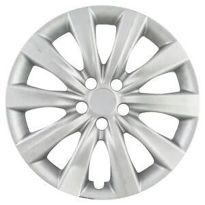 New Set Of 4 16 Hubcaps Wheel Covers For 2010 2013 Toyota Corolla
