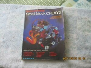Nice Used How To Hot Rod Small Block Chevys Shop Manual 283 327 400 Engines
