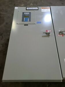 Russelectric 100 Amp Automatic Transfer Switch 277 480v Rmtd 1003ce