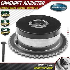 Engine Variable Timing Sprocket Camshaft Gear For Buick Verano Chevy Gmc Pontiac