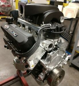Turnkey 347 Small Block Ford Engine 470hp Fox Body Mustang Trick Flow Holley