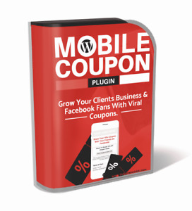 Wp Mobile Coupon Plugin With Resell Rights 12gb Bonuses Download