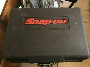 Snap On Ct6850 18v 1 2 Impact Wrench Works Very Well Case Buy It Now