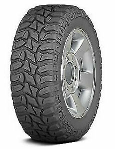 4 New Lancaster Ls 67 35x12 50r17lt E 35125017 35 1250 17 Mud Tire