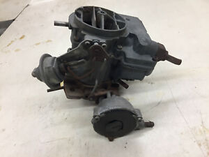 Rochester Two Barrel 2jet 17057110 For 1977 Chevy With 305