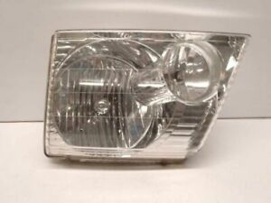Driver Left Headlight Excludes Sport Trac Fits 02 05 Ford Explorer Oem