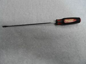 Craftsman Professional 1 8 X 6 In Screwdriver Slotted Part 47163