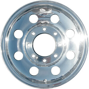 Chrome Plated 8 Hole 16x7 Factory Wheel 2000 2005 Ford Excursion