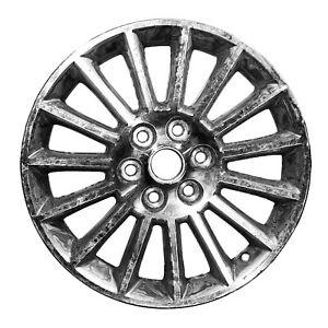 Factory Original Refurbished Chrome Plated 19 In 04079 Alloy Wheel For Gm