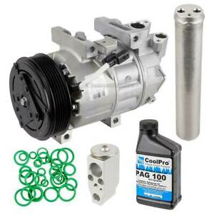 For Nissan Altima S 2013 2014 2015 Oem Ac Compressor W A C Repair Kit Dac
