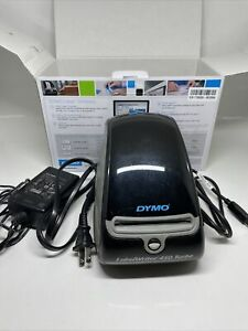 Dymo Labelwriter 450 Turbo Label Thermal Printer black 1750283 with All Cables