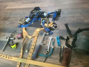Scaffold Harness And Scafold Tools
