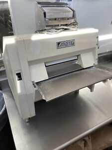 Anets Dough Sheeter Roller Cutter Former Countertop Large Capacity Sdr 21