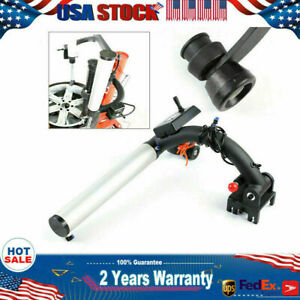 Tire Wheel Changer Machine Arm Right Auxiliary Mounting Arm Tool High Efficiency
