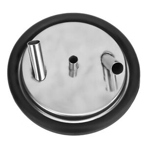 Stainless Steel Transparent Milk Bucket Lid And Gasket For Milking Machine Th Us