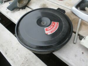 1960s Chevy Impala And Or Chevy Caprice 4 Barrel Air Cleaner Very Nice Condition