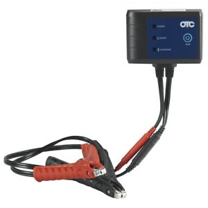 Otc 3914 Battery And Starter Charger System Tester