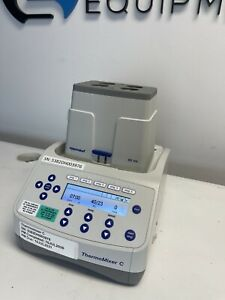 Tested And Working Eppendorf Thermomixer R Mixer With 4 X 50ml Block