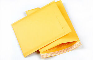 New Year New You Small Kraft Paper Bubble Bags Padded Envelopes Mailers Tojksl