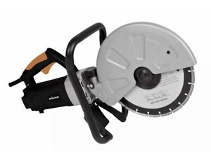 Concrete Cutter Saw Disc Portable Electric Disk Stone Brick Paving Cutting Tool