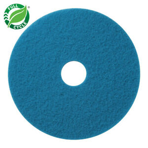 12 Blue Floor Cleaning Pad For Oreck And Bissel Floor Machines