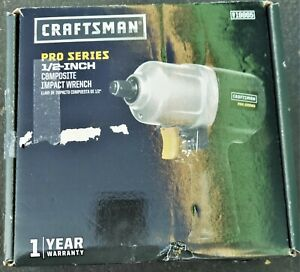 Craftsman Composite Impact Wrench Pro Series 1 2 Inch Drive 919865 Retail Box