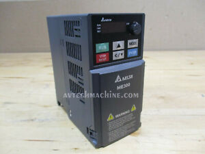 Vfd4a2me43annaa Delta Inverter Ac Variable Frequency Drive 2hp 460v Vfd015s43d
