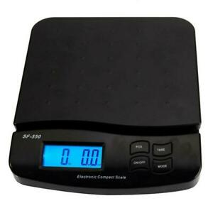 66 Lb X 0 1 Oz Digital Postal Scale For Shipping Weight Postage W adapter 30 Kg