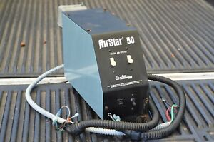 Air Techniques Airstar 50 As50 Electric Control Unit Switch On Off
