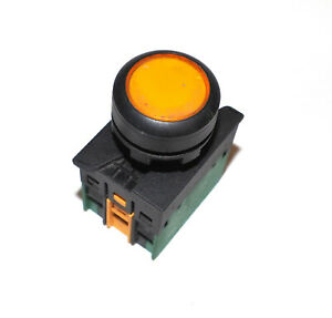 Orange Button For Adelco Jet Force Gas Dryers Meta 2swa Closed Contacts