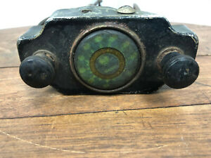 Antique Rca Victor Car Or Truck Radio Faceplate Bezel Dial Untested