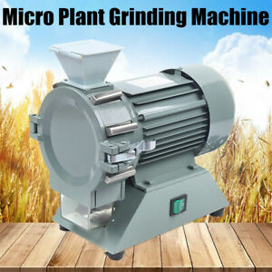 Fz102plant Grinder Soil Crusher Pulverizer Grinding Machine Continuous Operation