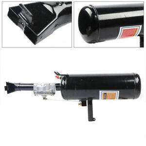 New Portable 8l Tire Bead Seater Air Blaster Tool Trigger Seating Inflator Black