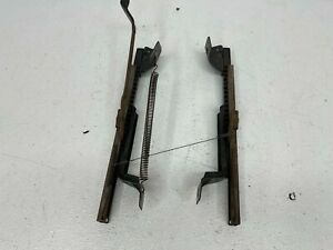 1987 1993 Oem Ford Mustang Driver Front Seat Track Lh Manual Rails 87 93 T857