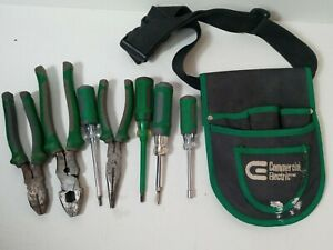 Commercial Electric Hand Tool Carrier With Assorted Tools
