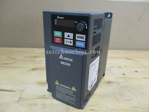 Delta Inverter Vfd4a8me11annaa Ac Variable Frequency Drive 1hp 110v Vfd007s11a