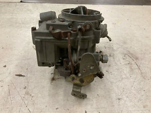 Rochester 2jet Carburetor 7043118 For 1973 Chevy With 350