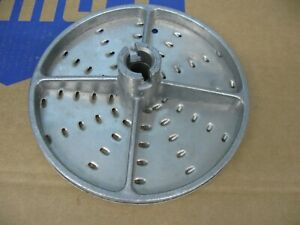 Robot Coupe Rg3 Commercial Food Processor Grating Disc Excellent Condition